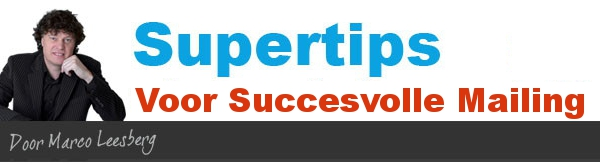 supertips succesvolle mailing
