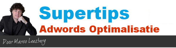 Adwords optimalisatie tips