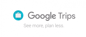 Google trips tips