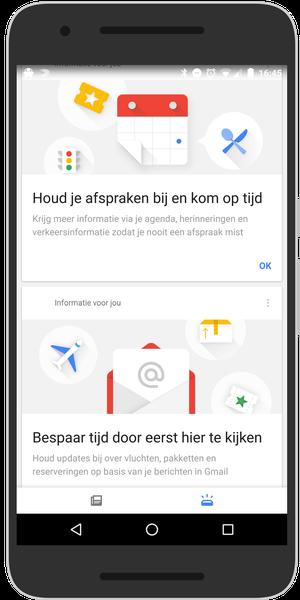 google nieuws feed app