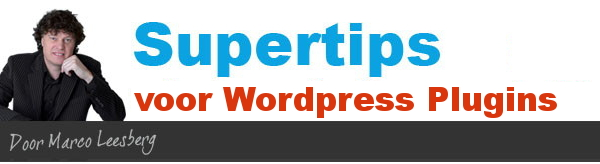 supertips voor wordpress plugins