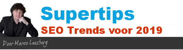 Supertips SEO trends 2019
