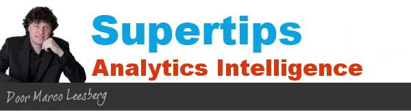 supertips google Analytics Intelligence