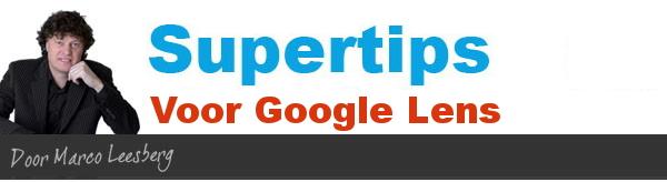 supertips google lens