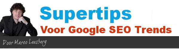 supertips google seo trends